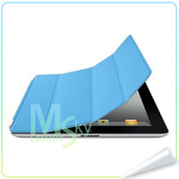 Wholesale Smart Cover slim stylish smart features completely protected Pc holster Magnetic Leather hot