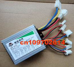 BRAND NEW Electric Scooter Bike ATV Parts brushed Motor Controller 24V 350w