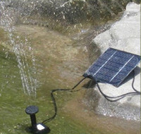 Wholesale Hot Sell Pool Water Pump Garden Plants Watering Kit Solar Power Fountain Soar Pump Water Pump Fre