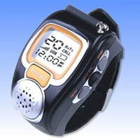 Wholesale 2011 hot sale High quality wrist watch Walkie Talkie Way Two Way Radio RD