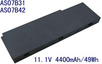 Wholesale Replacement Acer Aspire G AS07B31 AS07B41 AS07B42 AS07B72 CONIS72 Laptop Battery