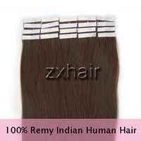 """16"""" 18"""" 20"""" 22"""" tape skin Indian remy human..."""