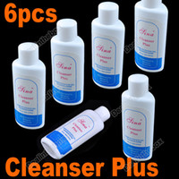 Wholesale New Nail Acrylic Tip Cleanser Plus UV Gel Nail Art Remover
