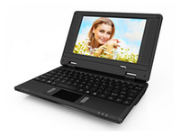 VIA android laptop os - 7 quot VIA Android OS Laptop PC Support FLASH G Sensor WiFi M Camera Android Market
