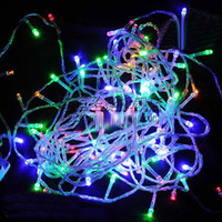 Wholesale Christmas tree decorations lighting M color LED Christmas lights lamp with controller