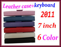 Wholesale 10pcs inch keyboard case keyboard for inch epad RW L11