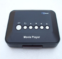 Wholesale hot sales HDD player HD Media player P Hard disk Player