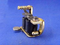 Wholesale New Tattoo Machine Gun Shader Zinc Alloy Frame Wraps Coils M711