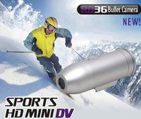 Wholesale RD36 Digital Video Sports Camera HD Action Sports Helmet Camera Recorder