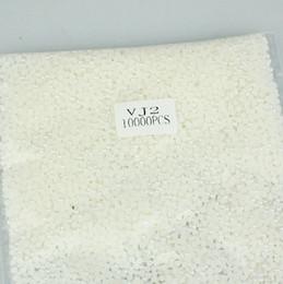 Wholesale Pearl Flat Back bag bag Colors optional VJ2 Beige Round Recorative Pearls In Bulk Nail Art Tip Pearl