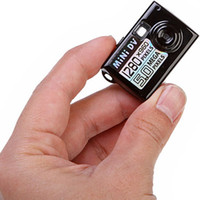 Wholesale Christmas gift Super Tiny in1 Smallest Mini Camera dv key chain camera MP