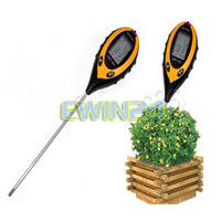 Wholesale 4 in1 Plant Flowers Soil Survey Instrument PH Value New High Quality Low Price