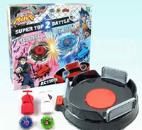 Wholesale Top A quality Beyblade metal masters triple battle set