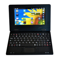 7 inch 8650 - 7 inch VIA Android Laptop PC FLASH G Sensor WiFi M Camera Netbooks amp UMPC