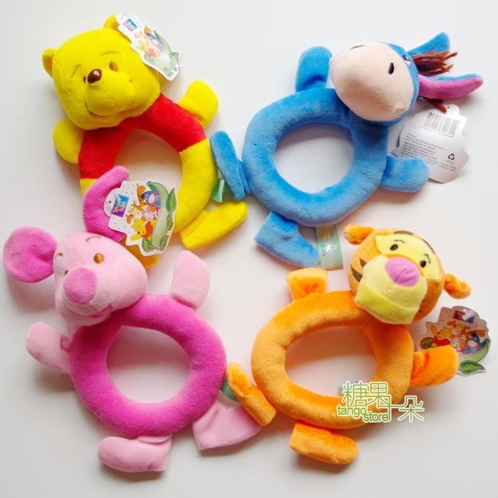 Погремушки своими руками для новорожденных