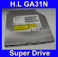 Wholesale H L Optical Drives GA31N SATA Slot Load Dual Layer Super Multi DVD Rewriter Drive