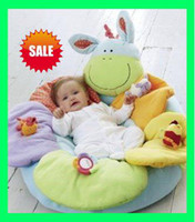 Wholesale ELC Blossom Farm Sit Me Up Cosy Baby Seat Baby Play Mat Play Nest Baby Soft Sofa Small Baby Toys