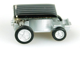 Wholesale New Solar Power Car Fancy world s Smalllest Car for Kid Car Children Toy Car Best Xmas