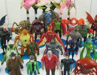 Wholesale Ben Alien Force action figure cm toys Set of