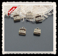 Wholesale DIY Alloy Jewelry accessories Retro pendant MM alloy small chest cheap accessories