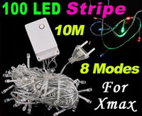 Wholesale New Multicolour LED V String Decoration Light M for Christmas Party