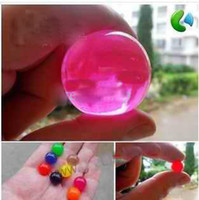 Wholesale 8KG New Magic Huge Crystal Soil Gel Mud Water Beads The Color never Fade