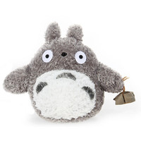 Wholesale Pretty and Comfortable Plush Doll My Neighbor Totoro Toy Grey