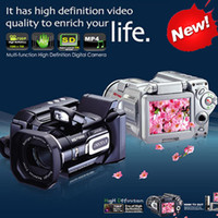 Wholesale HD7000T HD Digital Camera Video Camcorder P inch MP Sensor HD7000 Christmas Gift