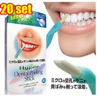 Wholesale 20set Brand New Teeth Whitening Pen Hyper Dental Peeling Sticks amp Eraser
