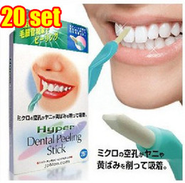 Wholesale 20set Brand New Teeth Whitening Pen Hyper Dental Peeling Sticks amp Eraser
