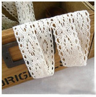 Wholesale 300Yards mm Cotton Lace Accessories Underwear Lace Decorative Lace DIY Lace HomeTextile Trim