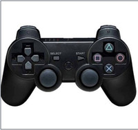 Wholesale Hot New Wireless Bluetooth Six Controller For PS3 controller from Yangze Promotion pc