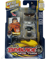 Wholesale Original Hasbro original Beyblade Spin Top Toy Clash Beyblade Metal Fusion Toy