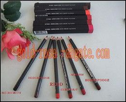 Wholesale HOT Makeup High quality Lip pencil g color GIFT