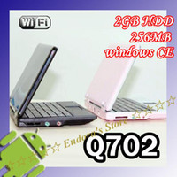 Wholesale Andriod WM8650 inch Mini Laptop PC M GB WIFI Office PDF touch screen Netbook PC