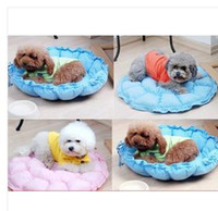Wholesale Pet Puppy Dog Cat Soft Bed Sleeping Bag Warm Cushion