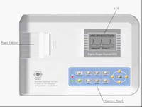 Wholesale Single Channel Digital ECG Machine CE Approved ECG G with Printer Fast Shipping