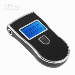 Wholesale Brand Prefessional Digital Breath Alcohol Tester Breathalyser Alcohol tester dropship