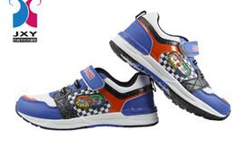 Wholesale children s sneaker shoes christmas size M sport shoes basketball shoes leisure shoes