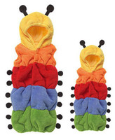 Wholesale 10pcs The new children s products caterpillar sleeping bags Supreme