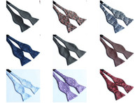 Wholesale Self Tie Bowtie Men s Ties men s bowties men bow ties many designs mxied