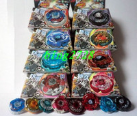 Wholesale 1000pcs Metal Fight Beyblade STORM DRAGON GALAXY PEGASIS PROTEUS POSEIDON SUPER P GIRAFFE DHL Free