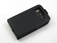 leather flip Case for HTC Desire HD, HTC Desire HD G10 leathe...