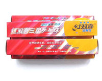 Wholesale 2011 hot sale super_Elite DHS T star table tennis balls have eatch set has balls