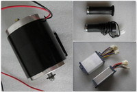 Wholesale electric scooter parts V W PMDC motor controller throttle used at refit vehichles