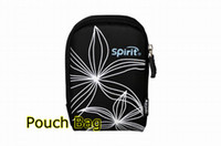 Wholesale 100pcs Pouch case Camera bags cell phone bag pouch case for xmas gift free ship from spirit store