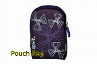 Wholesale Pouch case Mini bag Camera bags cell phone bag pouch case for camera free ship from spirit store