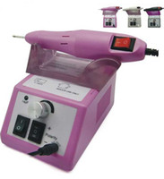 Wholesale 298 Electric Nail Manicure Pedicure Drill File Tool Kit first choice for DIY