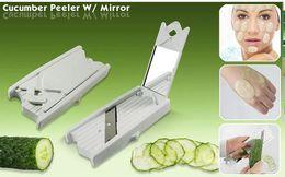 Wholesale Beauty Cucumber Peeler Steel Slicer mm Slice With Mirror