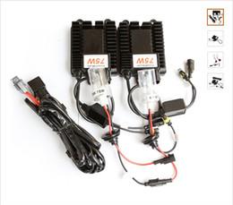 1 PCS 75W EXTRA BRIGHTEST HID XENON OFF ROAD CONVERSION KITS H1 H3 H4L H7 9005 9006 DIGITAL BALLASTS